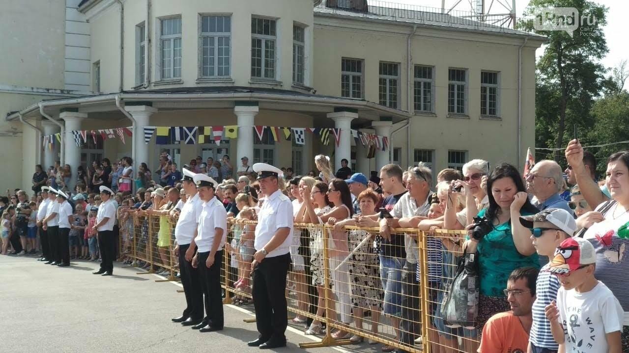 День военно-морского флота России отметили парадом кораблей в Таганроге, фото-4