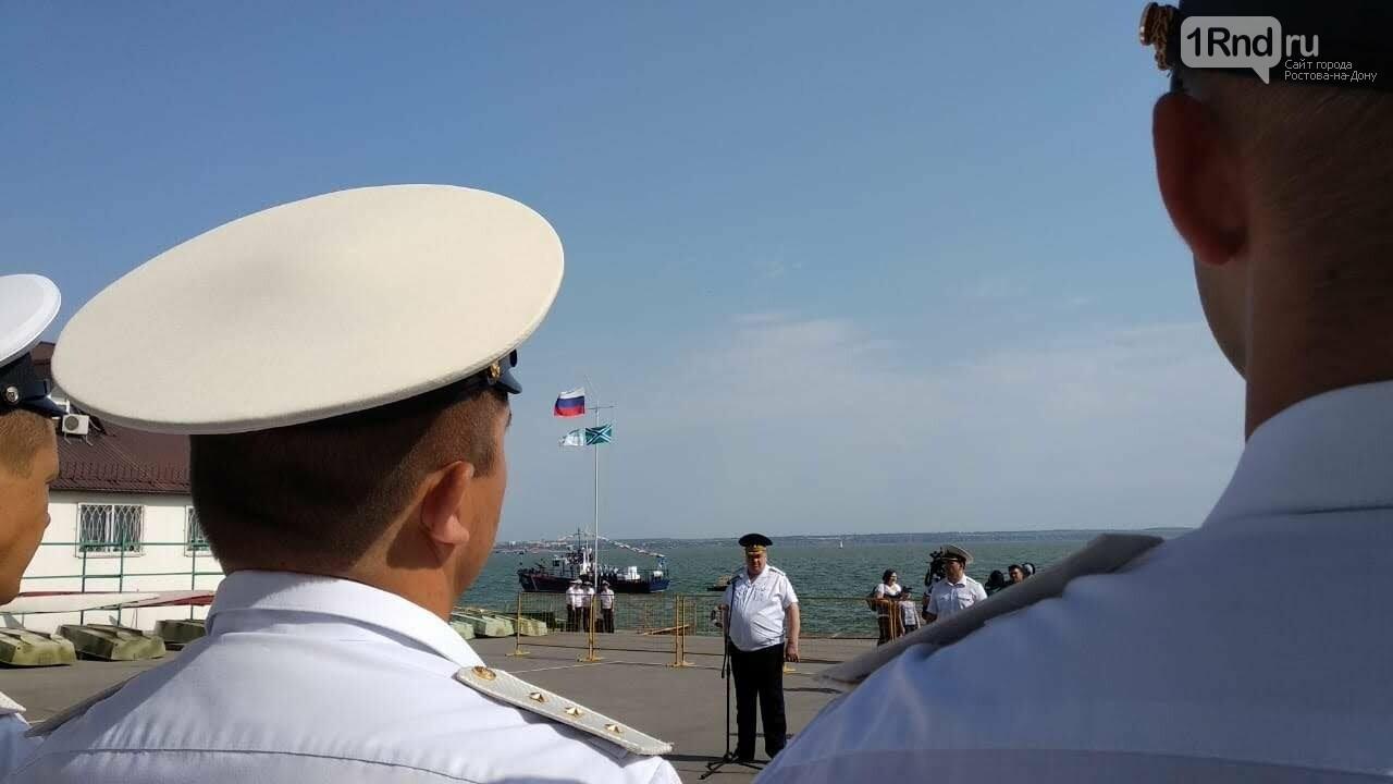 День военно-морского флота России отметили парадом кораблей в Таганроге, фото-2