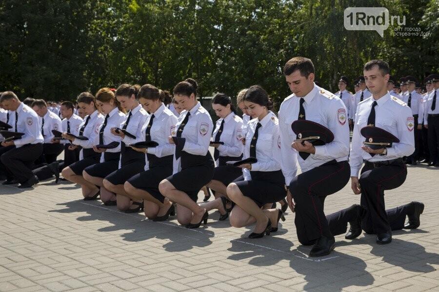На выпуск лейтенантов в Ростовский юридический институт МВД прибыл высокий гость из Москвы, фото-5