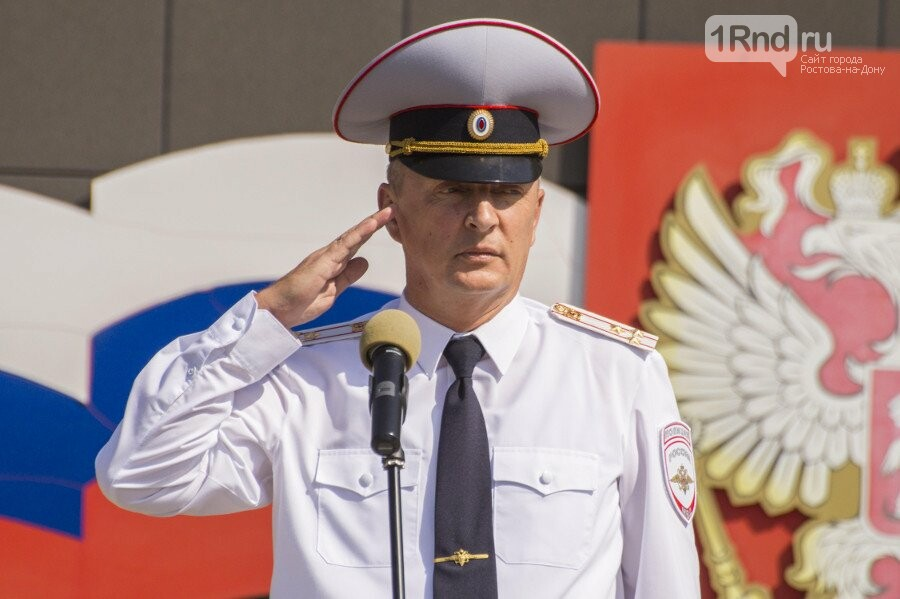 На выпуск лейтенантов в Ростовский юридический институт МВД прибыл высокий гость из Москвы, фото-2