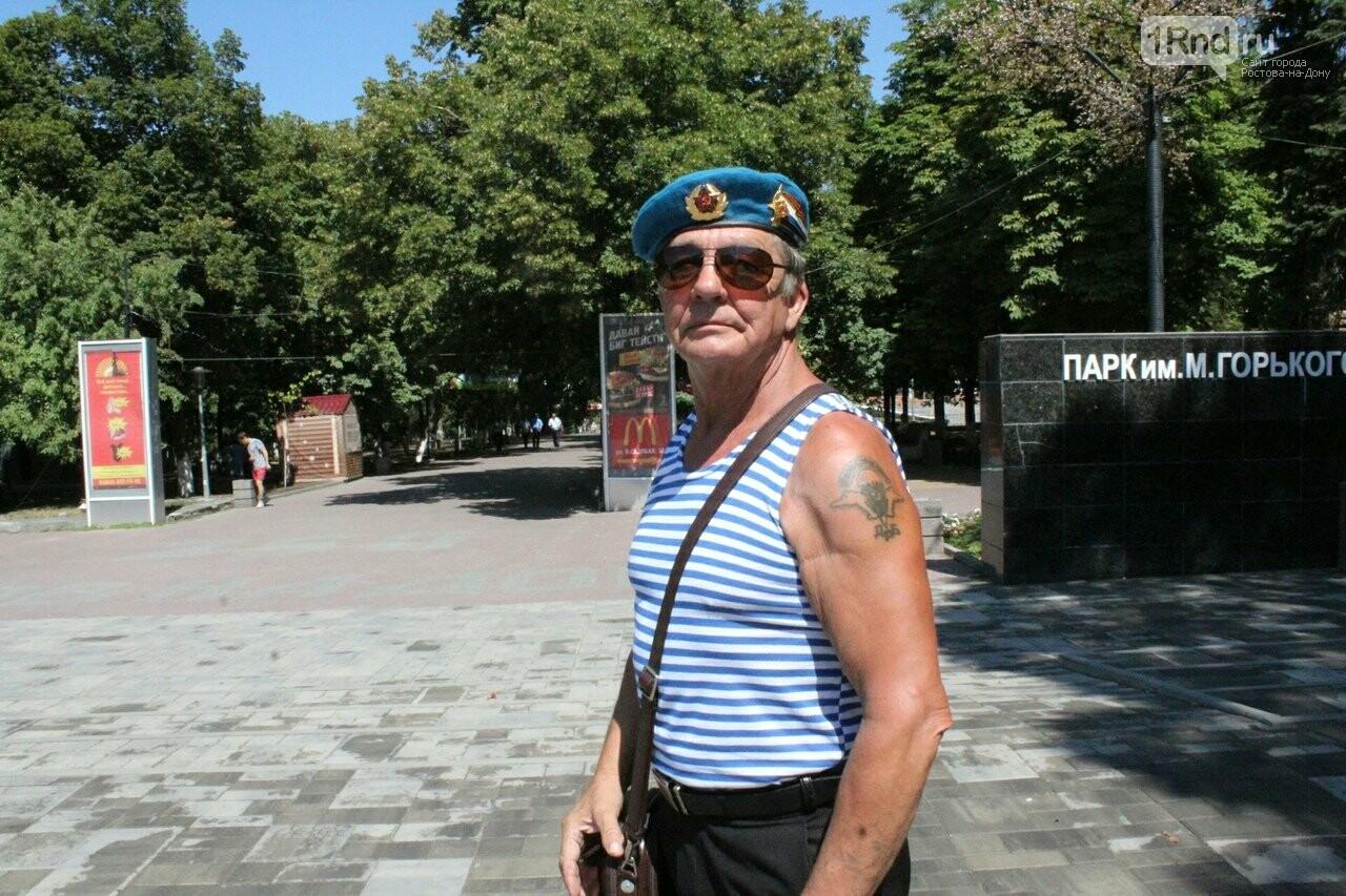 Валерий Павлович служил в Афганистане, Фото: Саша Савичева / 1rnd.ru