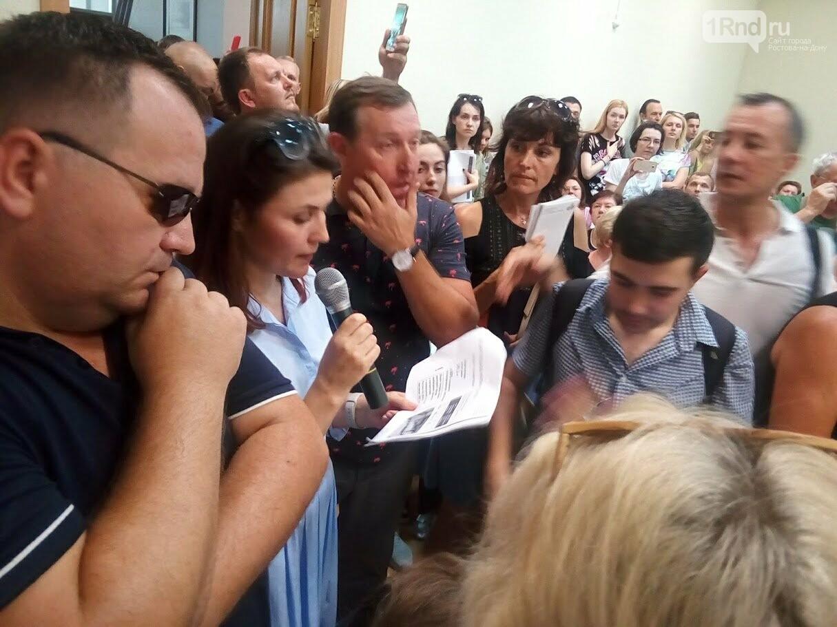 Диалог на грани драки: как обсуждали застройку Александровской рощи  в Ростове, фото-6