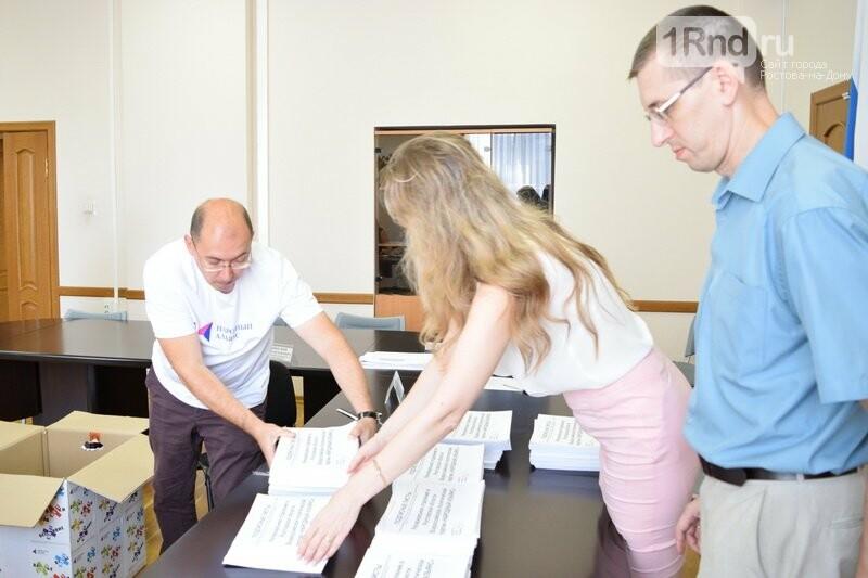 Предоставление и проверка подписей в ИК РО