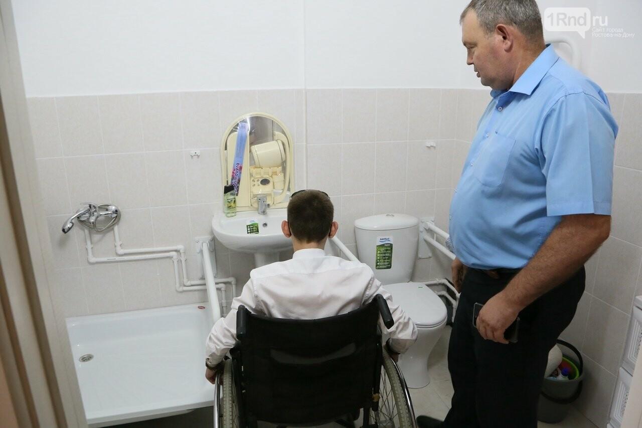 В Ростовской области для сироты с инвалидностью построили особенную квартиру, фото-4