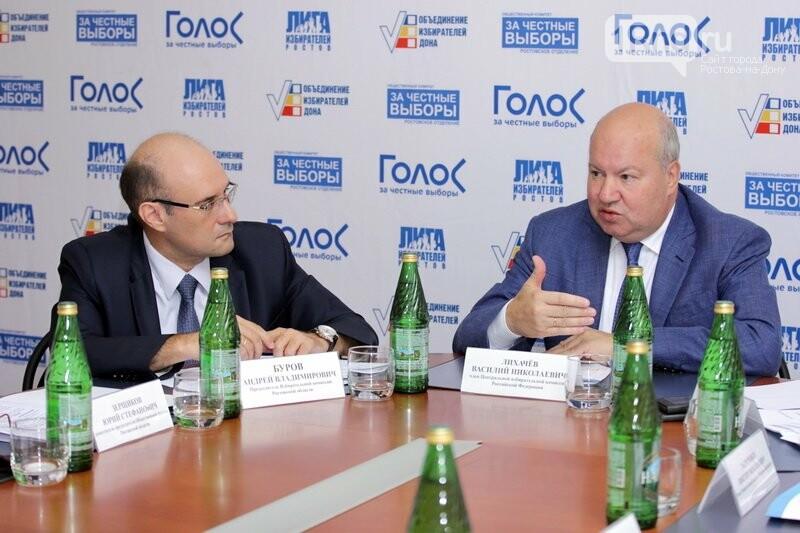 Единый центр общественного наблюдения за выборами начал работу в Ростове-на-Дону, фото-1