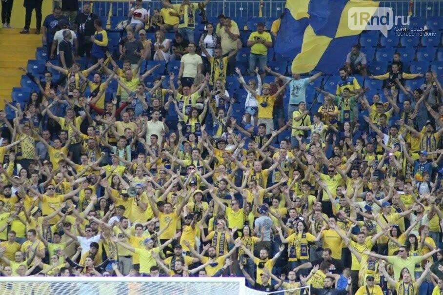 Здесь чары и месть, отвага и честь: как «Ростов» разгромил «Енисей», фото-3