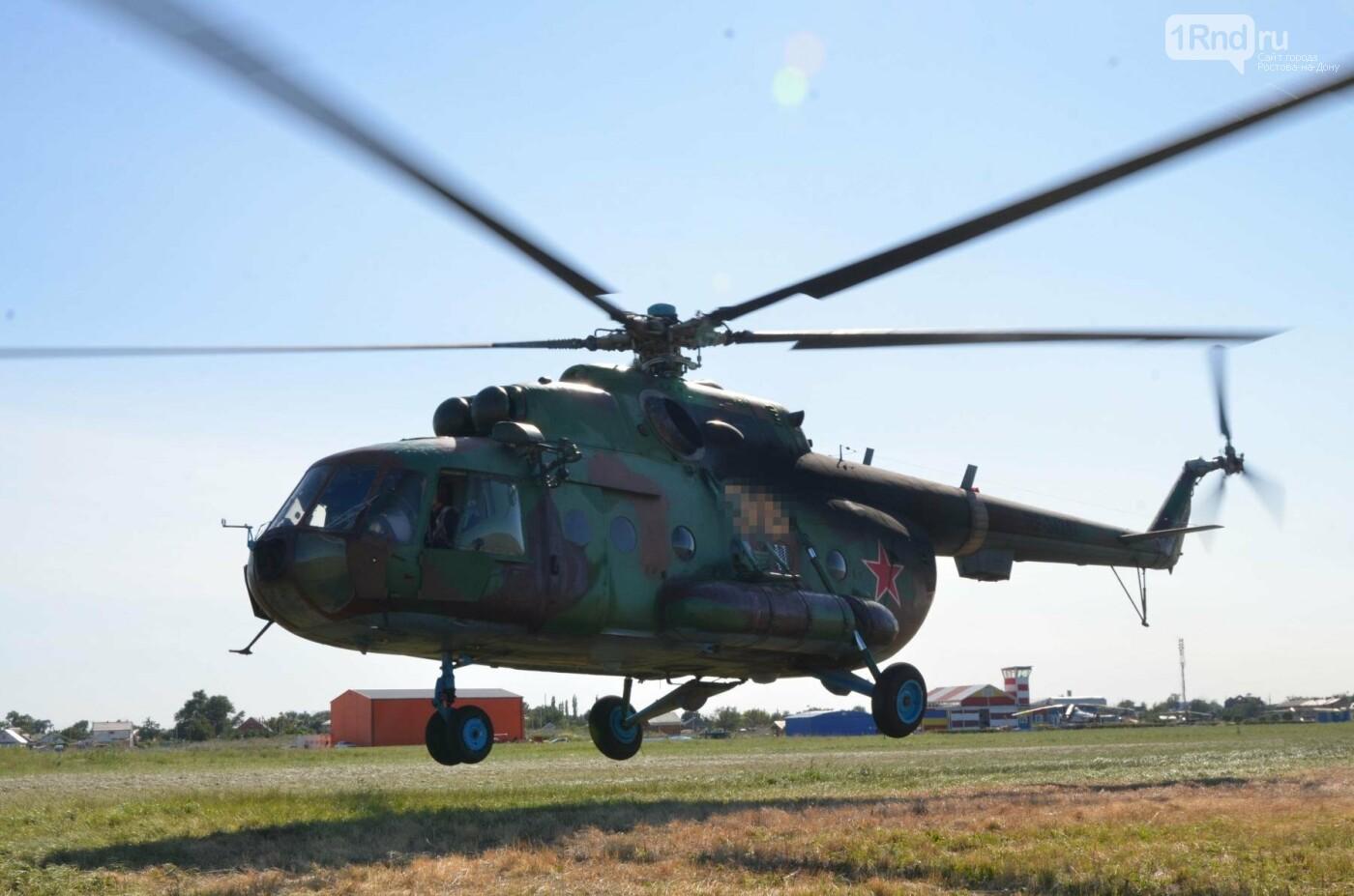 В Ростовской области проходит учебный сбор парашютистов, фото-6, Фото: Александр Барабашов