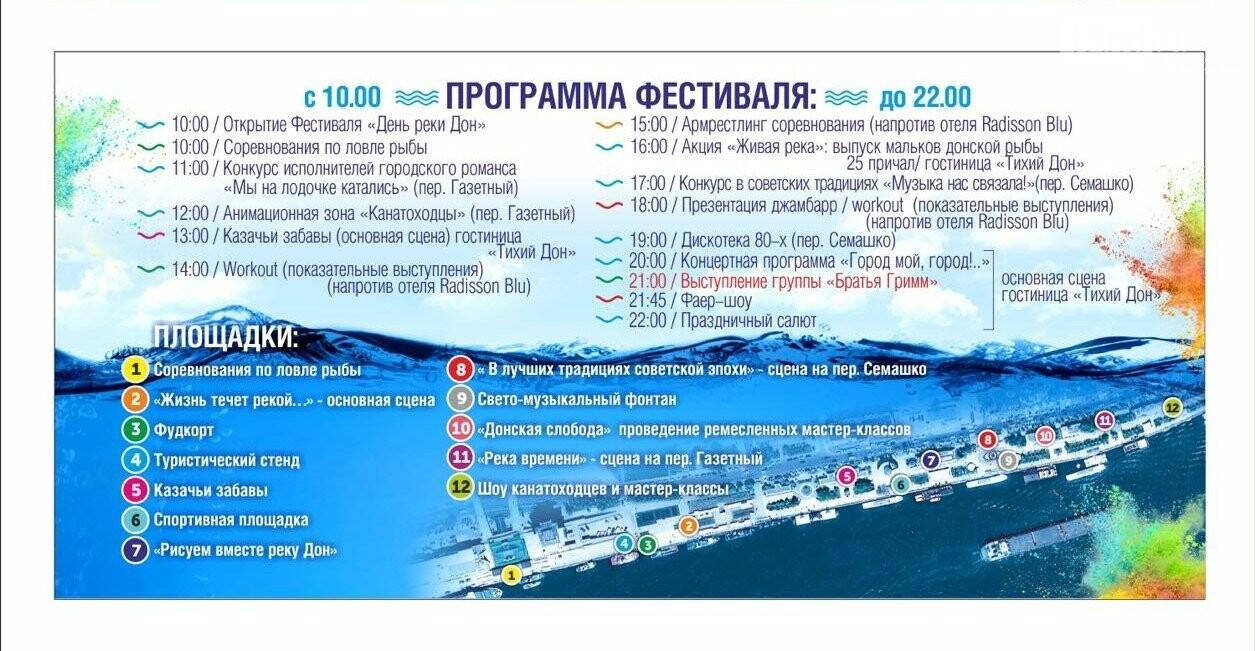 Мальков рыб выпустят в воду в рамках фестиваля реки Дон в Ростове, фото-1