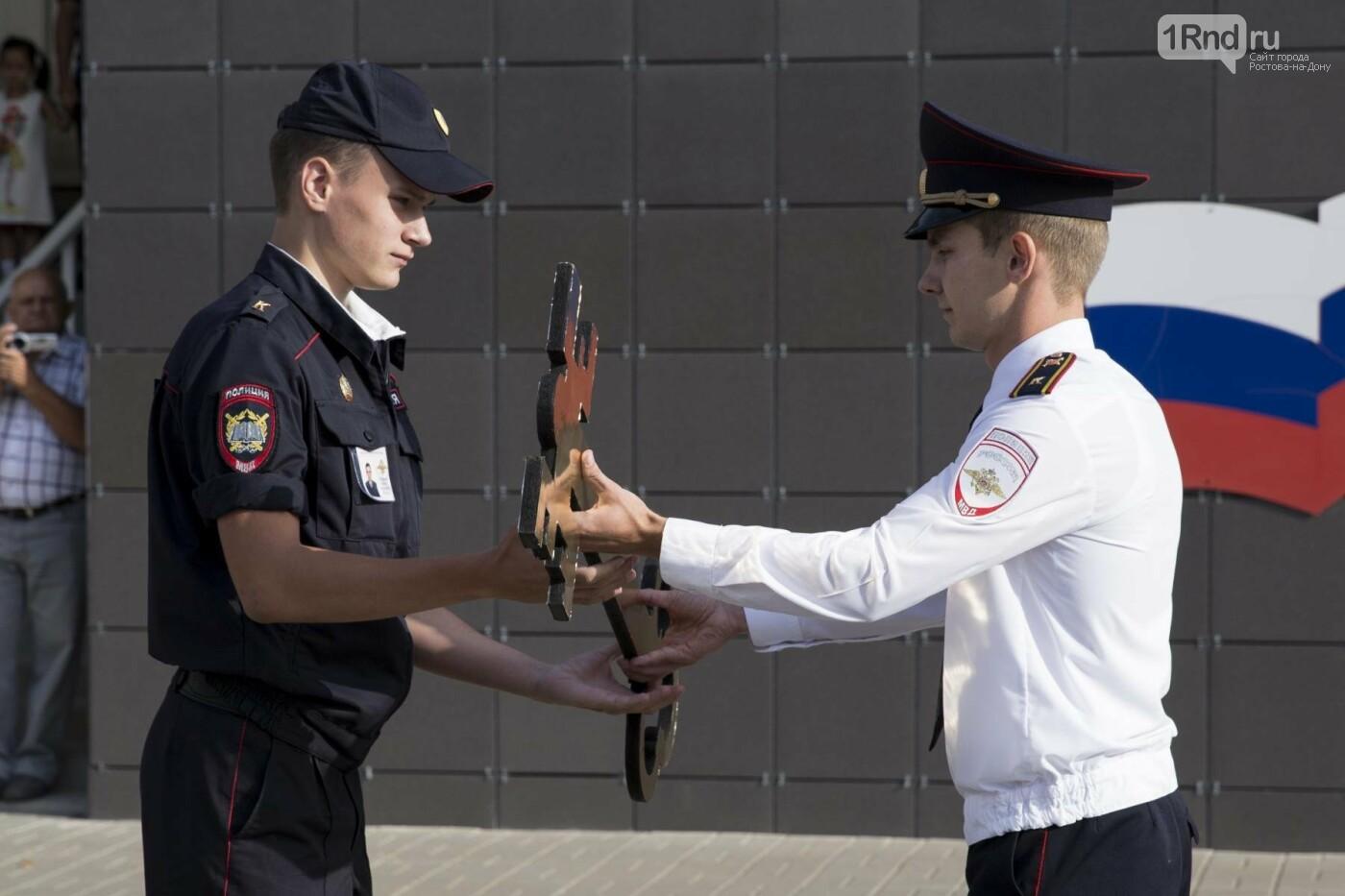 Первокурсники РЮИ МВД России получили ключ знаний, фото-2