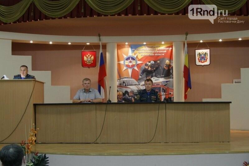 Личному составу представили нового начальника донского главка МЧС России, фото-2