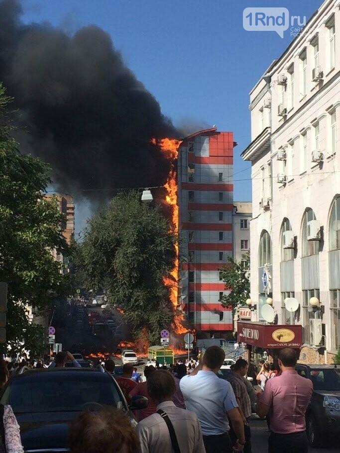 Директор стройфирмы стал обвиняемым  по делу о пожаре в ростовском отеле Torn House, фото-1