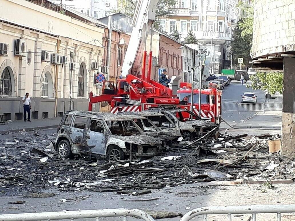 Директор стройфирмы стал обвиняемым  по делу о пожаре в ростовском отеле Torn House, фото-4