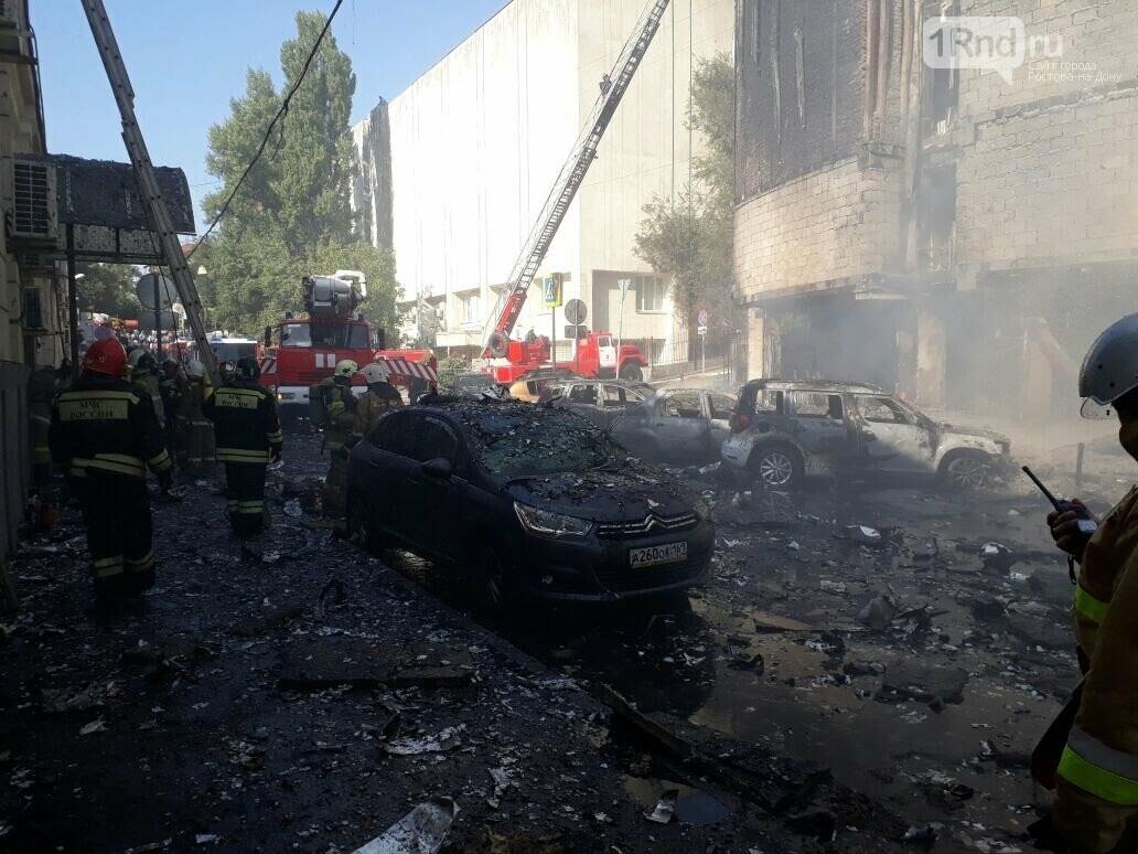 Директор стройфирмы стал обвиняемым  по делу о пожаре в ростовском отеле Torn House, фото-3