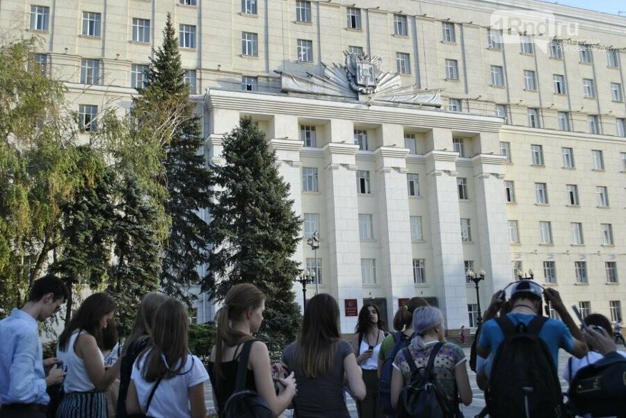 Как на Дону проходят променад-спектакли для молодых избирателей, фото-8