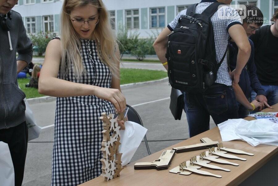 Заинтересовали детей и молодёжь: в ДГТУ прошел фестиваль «Включай ЭКОлогику!», фото-2