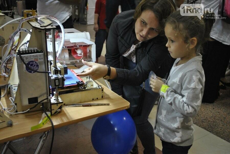 Заинтересовали детей и молодёжь: в ДГТУ прошел фестиваль «Включай ЭКОлогику!», фото-7