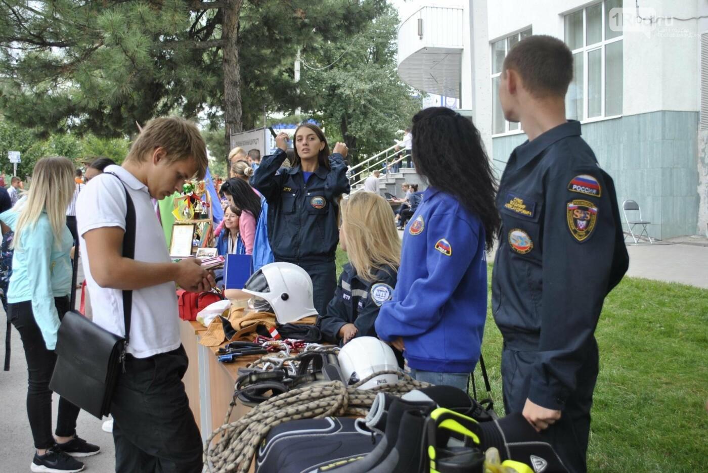 Заинтересовали детей и молодёжь: в ДГТУ прошел фестиваль «Включай ЭКОлогику!», фото-8