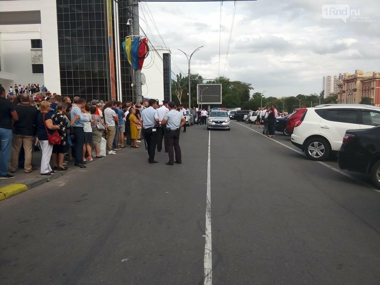 Акция против пенсионной реформы в Ростове завершилась задержаниями, фото-1