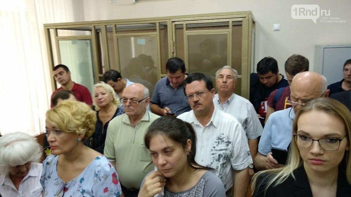 Ростовский суд признал экс-депутата Госдумы РФ виновным в избиении полицейских, фото-1