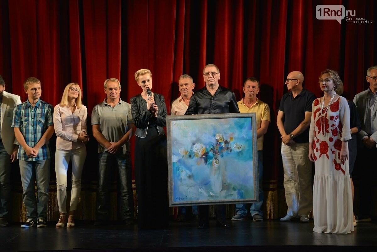 Ростовский академический Молодежный театр открыл театральной сезон , фото-2