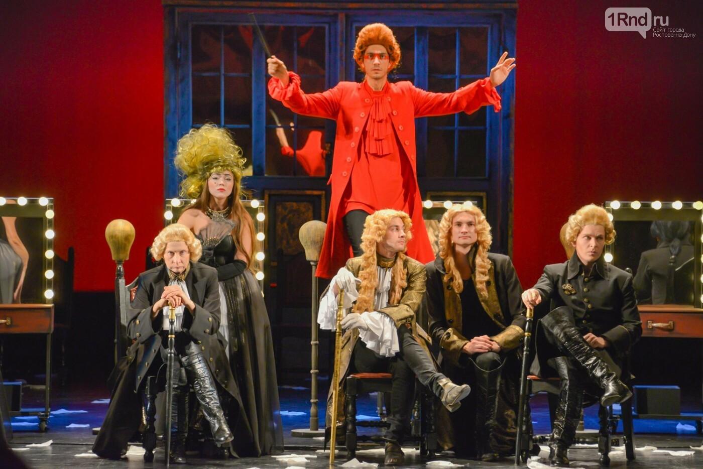 Ростовский академический Молодежный театр открыл театральной сезон , фото-1
