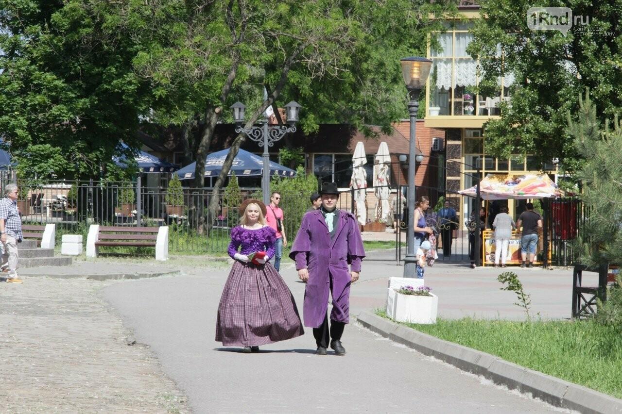Около 30 тысяч гостей ожидают на фестивале «Оборона Таганрога 1855 года», фото-2, Фото: https://vk.com/oboronataganroga1855
