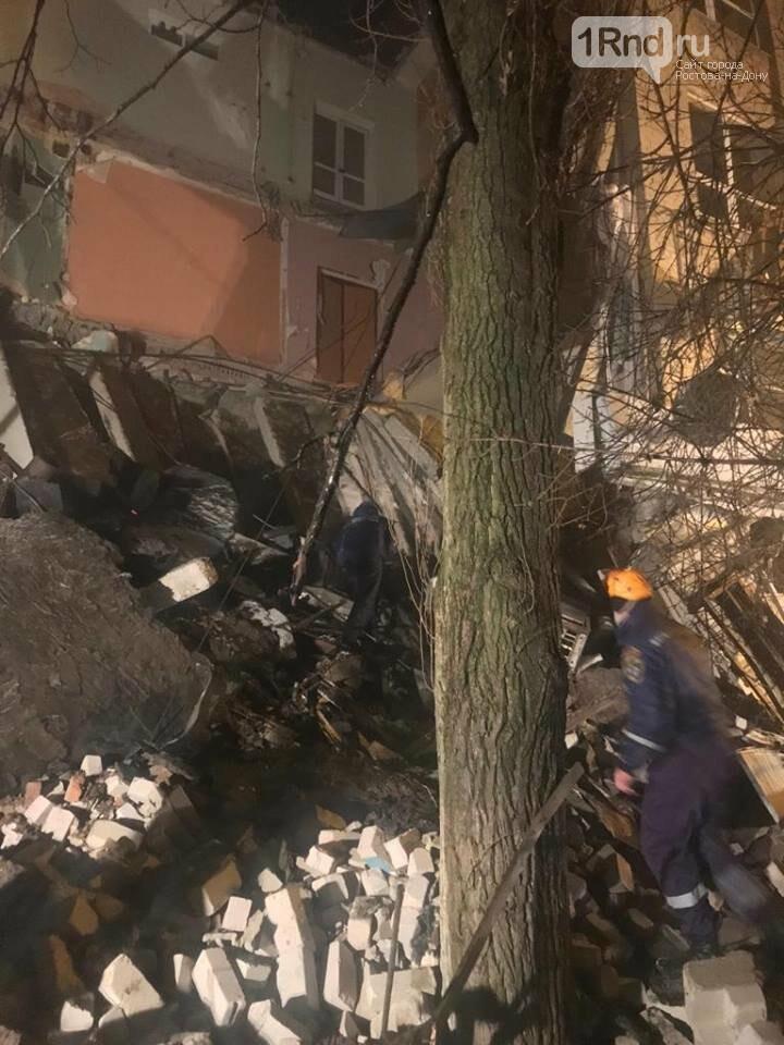 Кинологи обследовали рухнувшее здание в Новочеркасске, фото-2