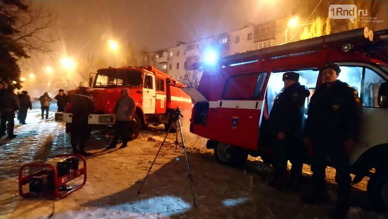 Прокуратура начала проверку по факту обрушения здания в Новочеркасске, фото-2
