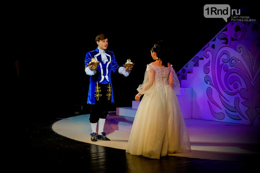 Главное – это туфелька! – рецензия на спектакль в Таганрогском драматическом театре , фото-3