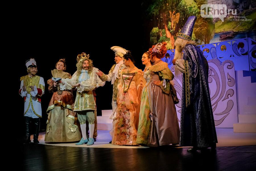 Главное – это туфелька! – рецензия на спектакль в Таганрогском драматическом театре , фото-4