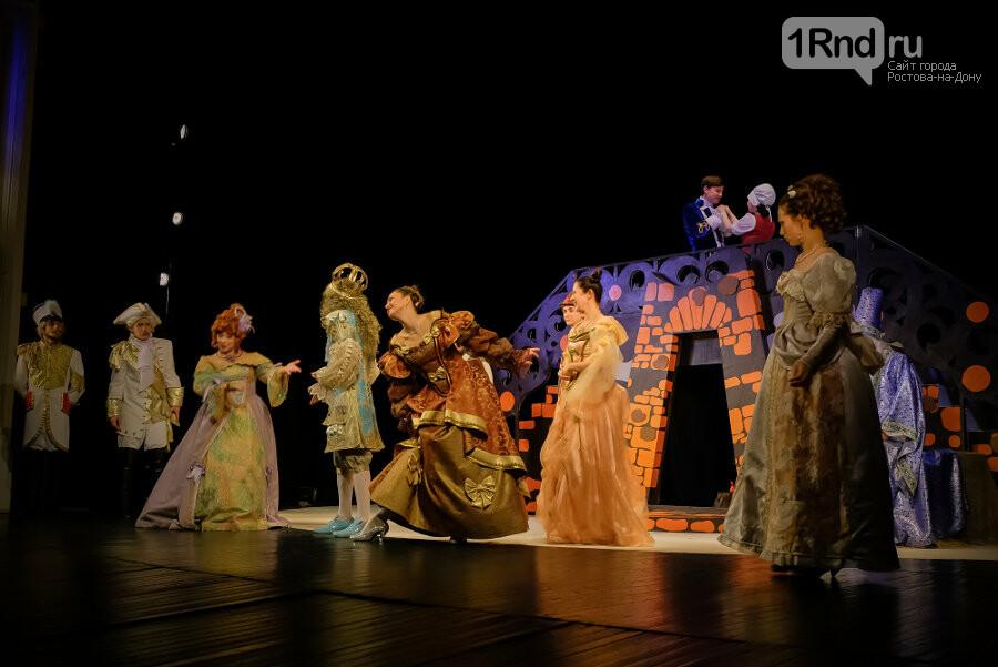Главное – это туфелька! – рецензия на спектакль в Таганрогском драматическом театре , фото-2