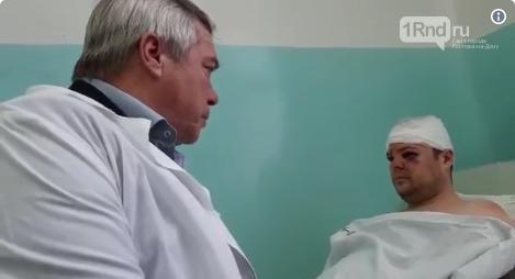 Мужчине, пострадавшему от взрыва газа в Шахтах, сделали операцию, фото-1