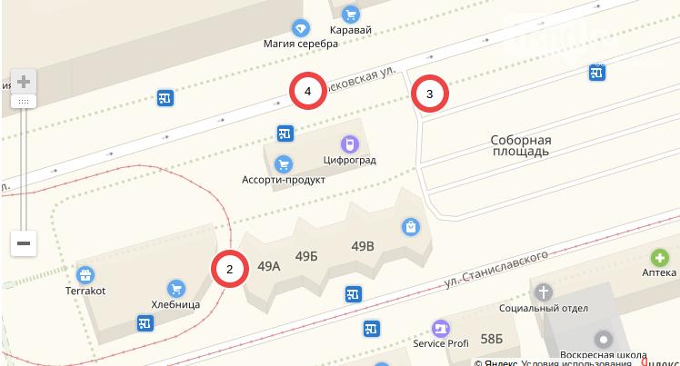 Застройка Соборной площади Ростова ларьками велась с разрешения чиновников, фото-4