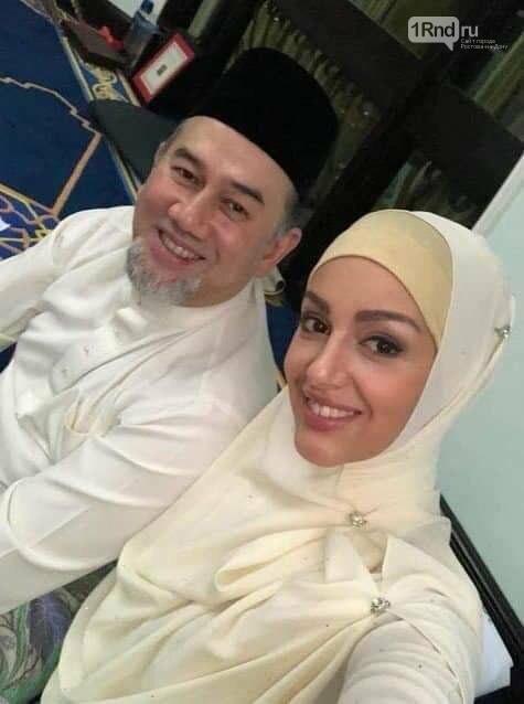 СМИ: экс-король Малайзии разводится с ростовчанкой Оксаной Воеводиной, фото-1