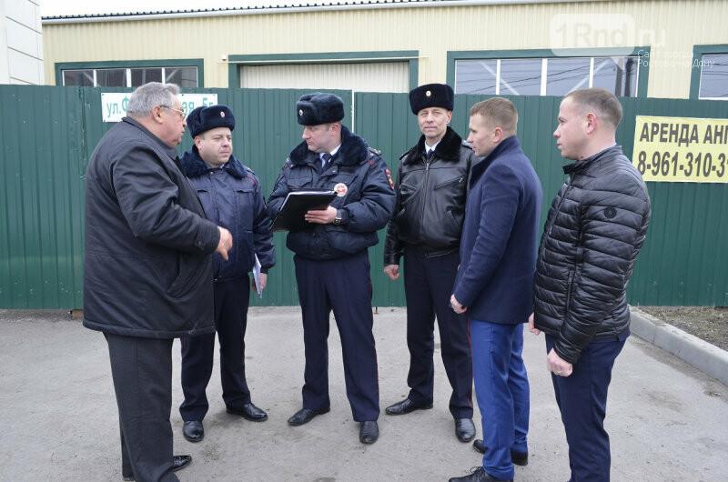 ГИБДД измерила ямы на въезде в Батайск, фото-1
