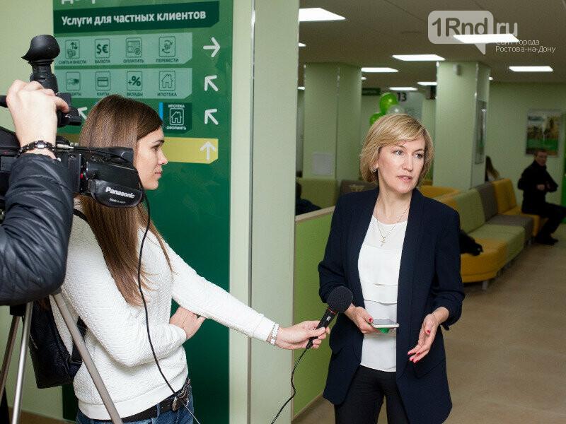 В Таганроге открылся новый переформатированный офис Сбербанка, фото-2