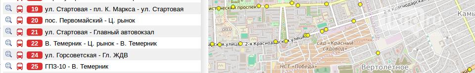 В Ростове перестал работать маршрут №23, который обслуживает ижевский перевозчик, фото-1
