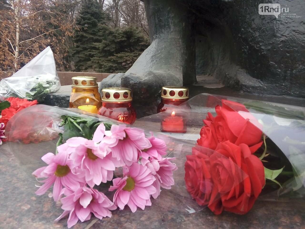 В рамках всероссийского марша матерей ростовчане помянули дочь Анастасии Шевченко, фото-2