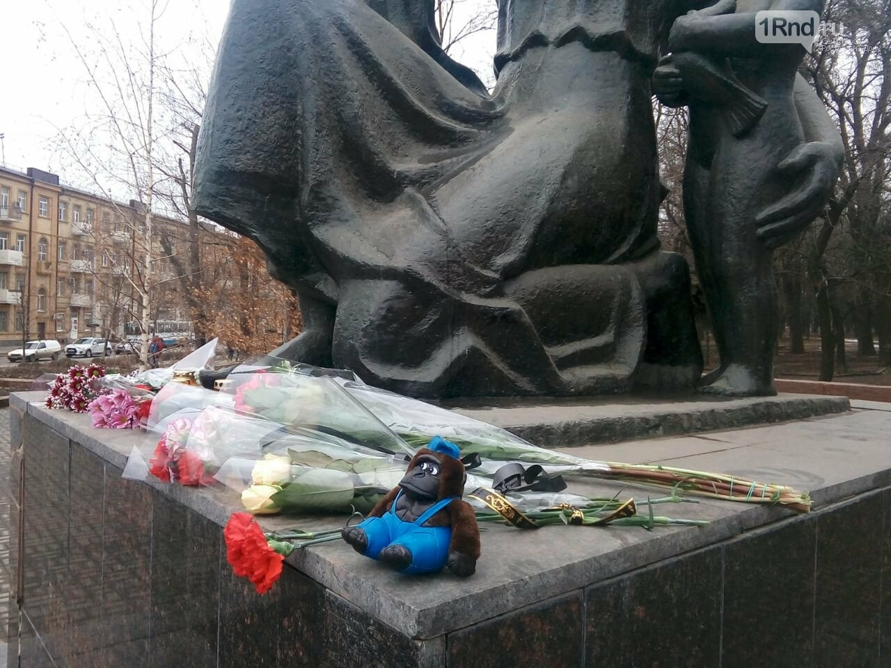 В рамках всероссийского марша матерей ростовчане помянули дочь Анастасии Шевченко, фото-1