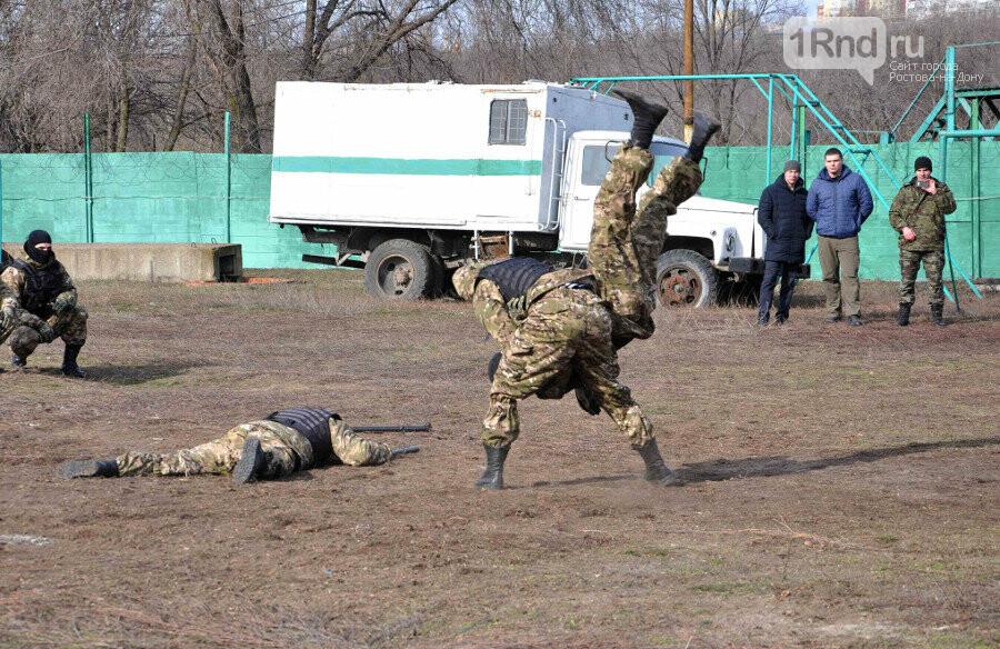 В Ростове ГУФСИН отметил день создания отряда спецназа «Мангуст», фото-3
