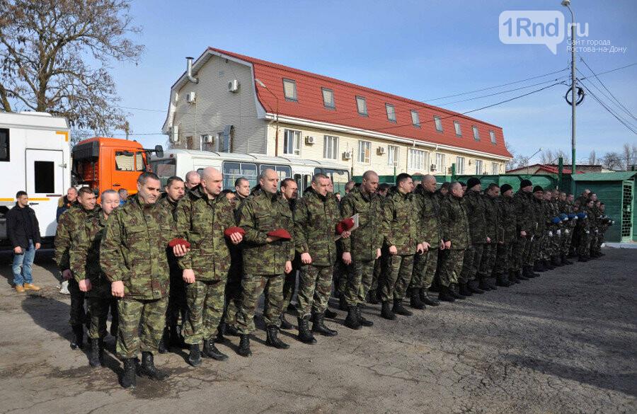 В Ростове ГУФСИН отметил день создания отряда спецназа «Мангуст», фото-2