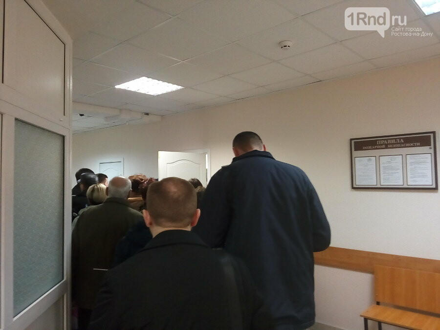 В Ростове участникам процесса по делу ЖК «Европейский» еле хватило места в зале суда, фото-1