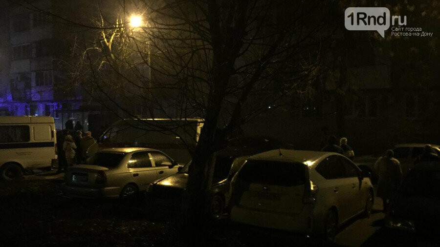 Многоэтажный дом в Ростове эвакуировали из-за сообщения о заминировании, фото-1