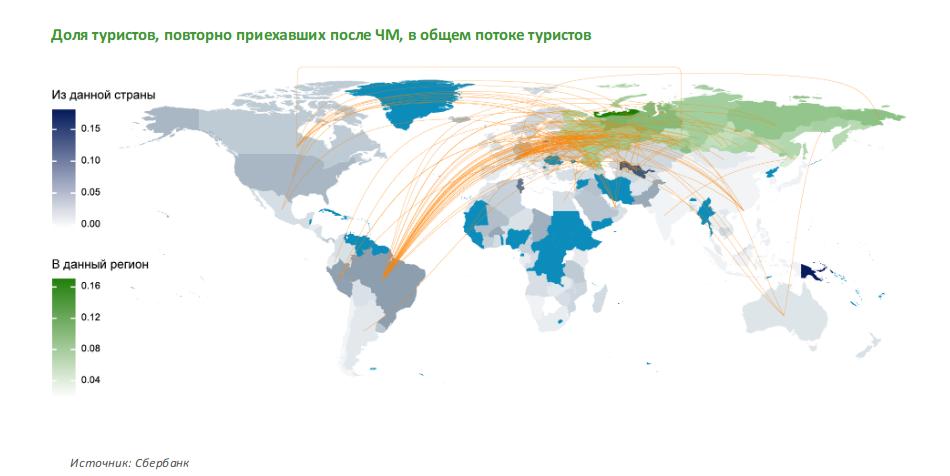 После ЧМ-2018 в Россию вернулся каждый десятый болельщик - исследование, фото-4