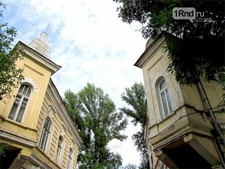 Дом Кушнарева загорелся в центре Ростова-на-Дону, фото-2