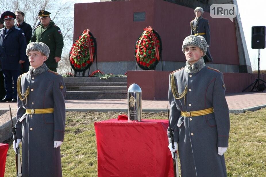 Ростов присоединился к организованной следкомом РФ эстафете «Дорога Памяти», фото-2