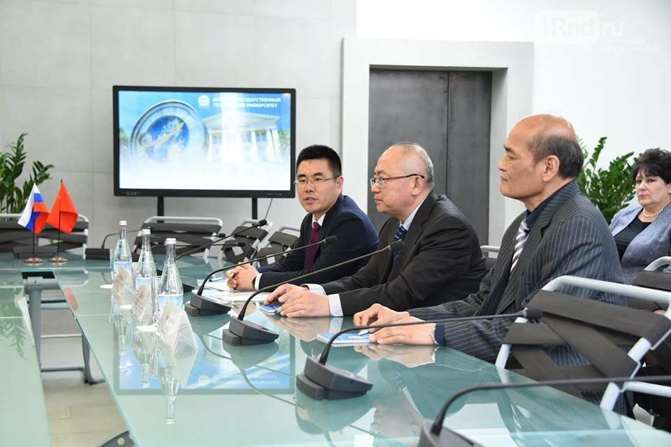 На базе китайского вуза откроется Донской институт, фото-2