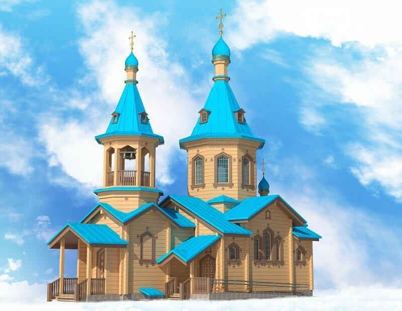 РПЦ узаконила храм в ростовском парке Собино, фото-2