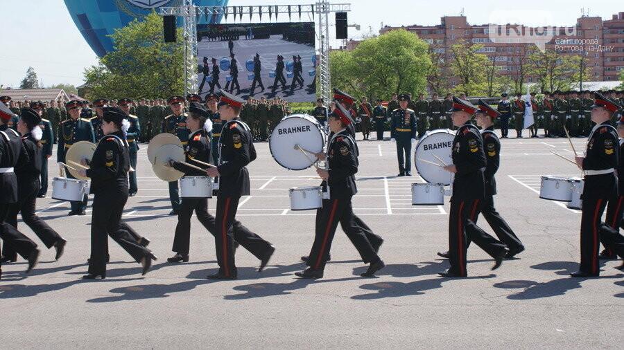 В Ростове состоялся военно-спортивный праздник «Поклонимся великим тем годам...», фото-2