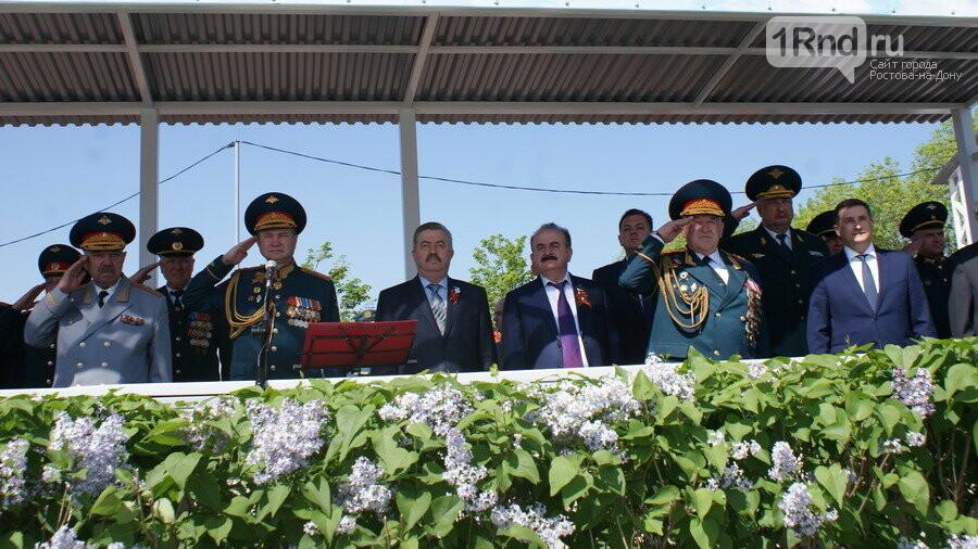 В Ростове состоялся военно-спортивный праздник «Поклонимся великим тем годам...», фото-3